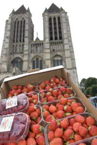 Fête des fruits rouges @ Noyon