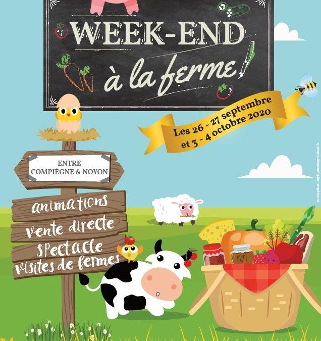 3ème Édition des Week end à la ferme